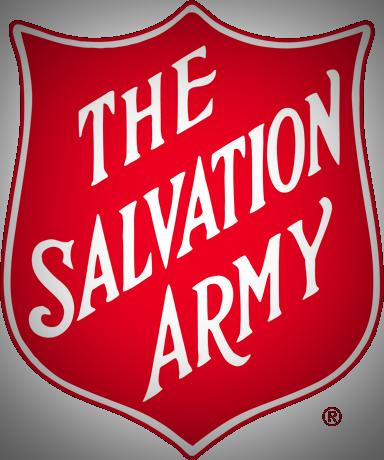 Slavation Army trans logo - glows